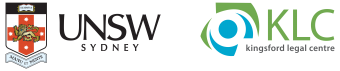 UNSW and KLC Logo