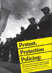 Protect, Protection Policing cover