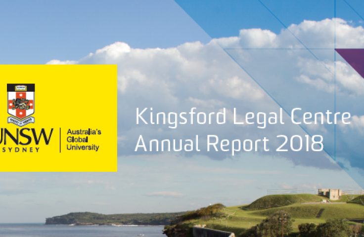 KLC Annual Report 2018 Banner